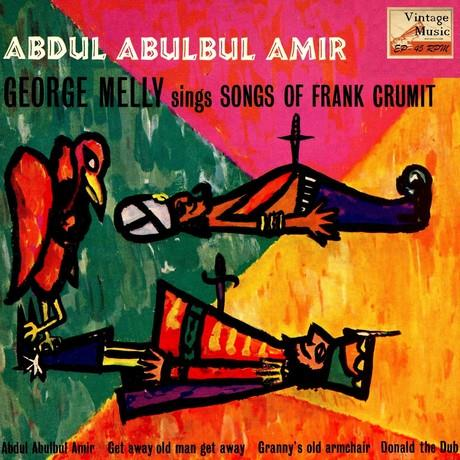 George Melly Abdul The Bulbul Ameer cover art