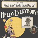 Billy Merson On The Good Ship Yacki Hicki Doo La cover art