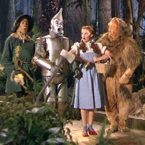 Harold Arlen The Merry Old Land Of Oz cover art