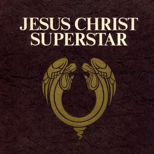 Andrew Lloyd Webber Jesus Christ, Superstar cover art