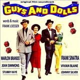 Frank Loesser Luck Be A Lady (from 'Guys and Dolls') l'art de couverture