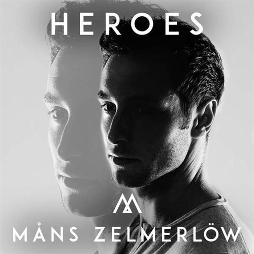 Mans Zelmerlow Heroes cover art
