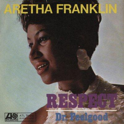 Aretha Franklin Respect (arr. Rick Hein) cover art