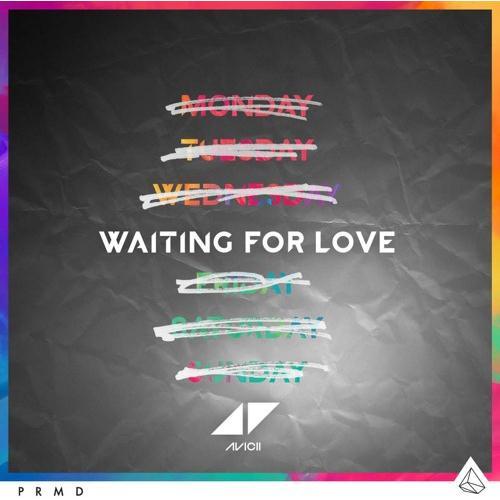 Avicii Waiting For Love cover art