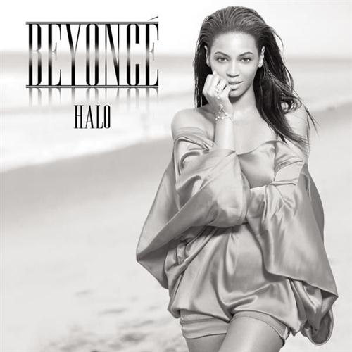 Beyoncé Halo cover art