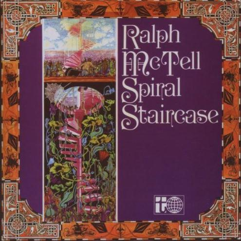 Ralph McTell Streets Of London cover art
