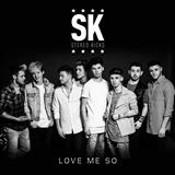 Stereo Kicks Love Me So l'art de couverture