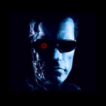 Brad Fiedel Terminator Theme cover art