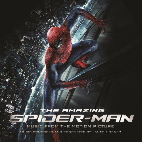 James Horner Promises (From 'The Amazing Spider-Man' End Titles) cover art