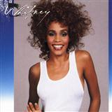 Whitney Houston I Wanna Dance With Somebody (Who Loves Me) l'art de couverture
