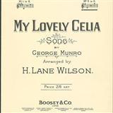 George Munro My Lovely Celia cover art