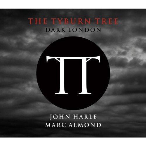 John Harle & Marc Almond Black Widow cover art