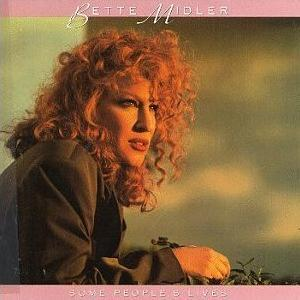 Bette Midler From A Distance cover art