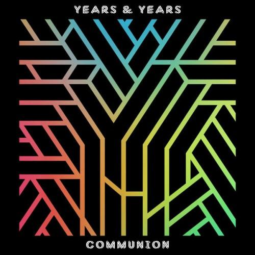 Years & Years Eyes Shut cover art