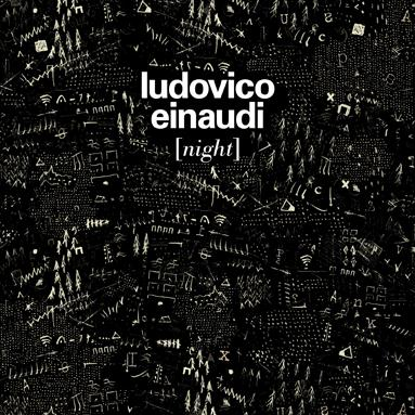 Ludovico Einaudi Night (inc. free backing track) cover art
