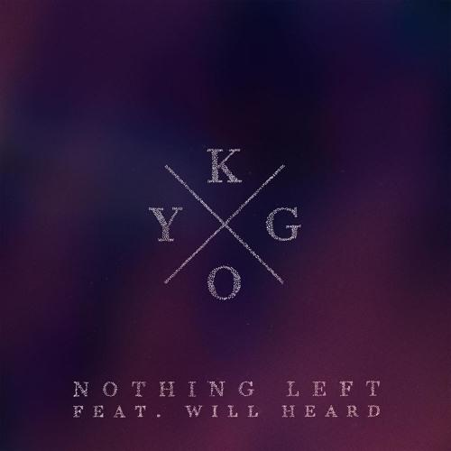 Kygo Nothing Left (feat. William Heard) cover art