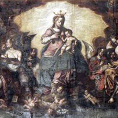 Pietro Vinci Mirabile Mysterium cover art