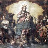 Pietro Vinci Mirabile Mysterium arte de la cubierta