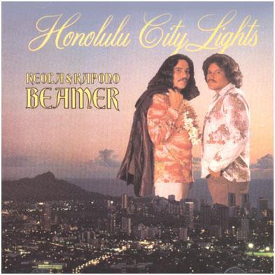 The Beamer Brothers Honolulu City Lights cover art
