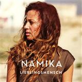 Namika Lieblingsmensch arte de la cubierta