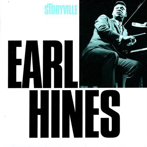 Earl Hines Rosetta cover art