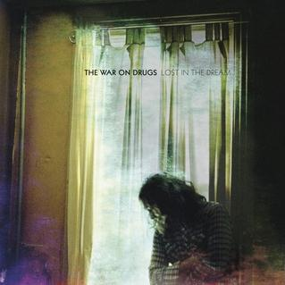 The War On Drugs Red Eyes cover art