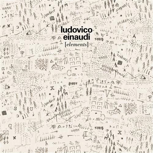 Ludovico Einaudi Numbers cover art