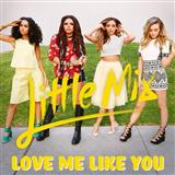 Little Mix Love Me Like You cover art