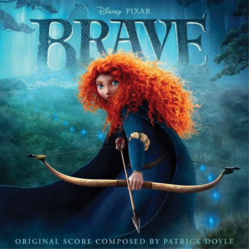 Julie Fowlis Touch The Sky (From Brave) cover art
