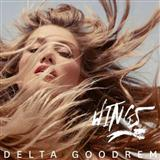 Delta Goodrem Wings cover art