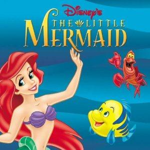 Jodi Benson Part Of Your World (from The Little Mermaid) cover art