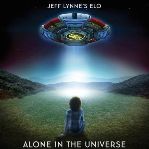 Jeff Lynne's ELO When I Was A Boy cover art