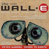Peter Gabriel Down To Earth (from WALL-E) cover art