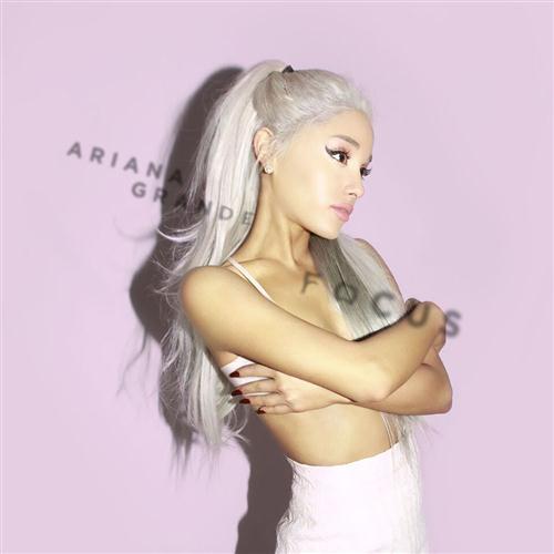 Ariana Grande Focus cover art