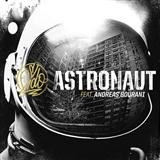 Sido Astronaut (featuring Andreas Bourani) cover kunst