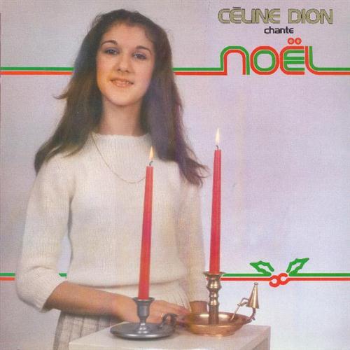 Celine Dion Petit Papa Noël cover art