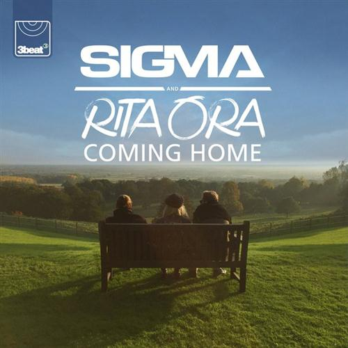 Sigma Coming Home (feat. Rita Ora) cover art