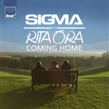 Sigma Coming Home (featuring Rita Ora) cover art