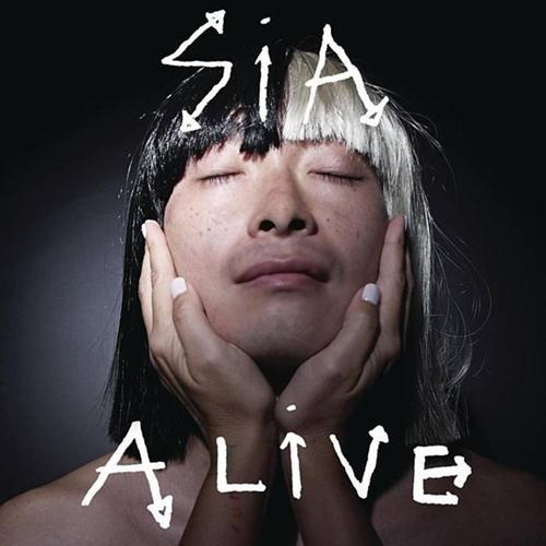 Sia Alive cover art
