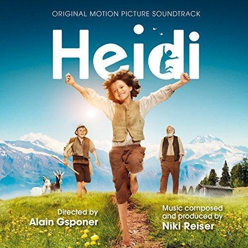 "Niki Reiser Der Klang Der Berge (The Sound Of The Mountains) (from ""Heidi"") cover art"