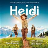 "Niki Reiser Der Klang Der Berge (The Sound Of The Mountains) (from ""Heidi"") cover art"