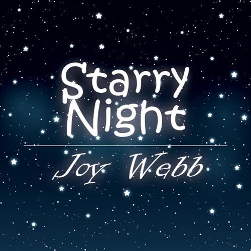 Joy Webb A Starry Night cover art