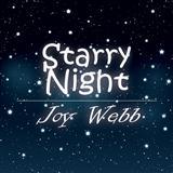 Joy Webb (It Was On) A Starry Night cover art