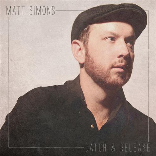 Matt Simons Catch & Release cover art