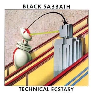 Black Sabbath Dirty Women cover art