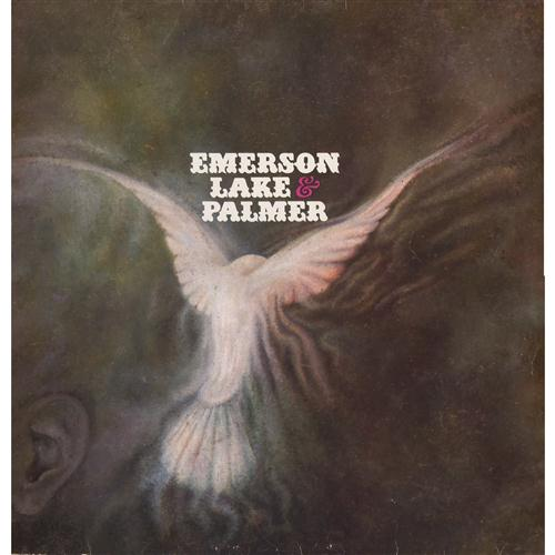 Emerson Lake & Palmer Lucky Man cover art