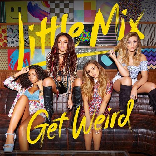 Little Mix Secret Love Song (feat. Jason Derulo) cover art