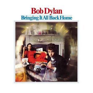Bob Dylan Mr. Tambourine Man cover art