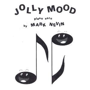 Mark Nevin Jolly Mood cover art