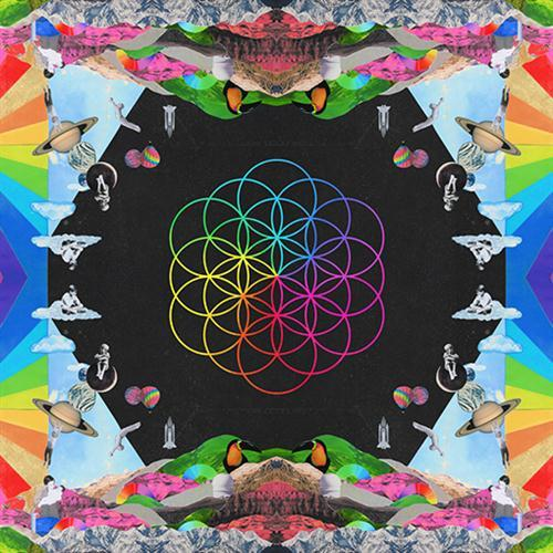 Coldplay Amazing Day cover art